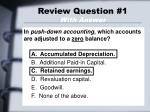 review question 1 with answer
