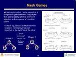 nash games