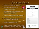 if damages occur26