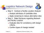 logistics network design15