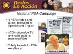 national psa campaign