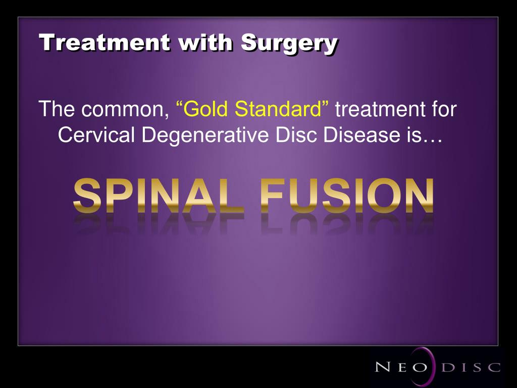 Treatment with Surgery