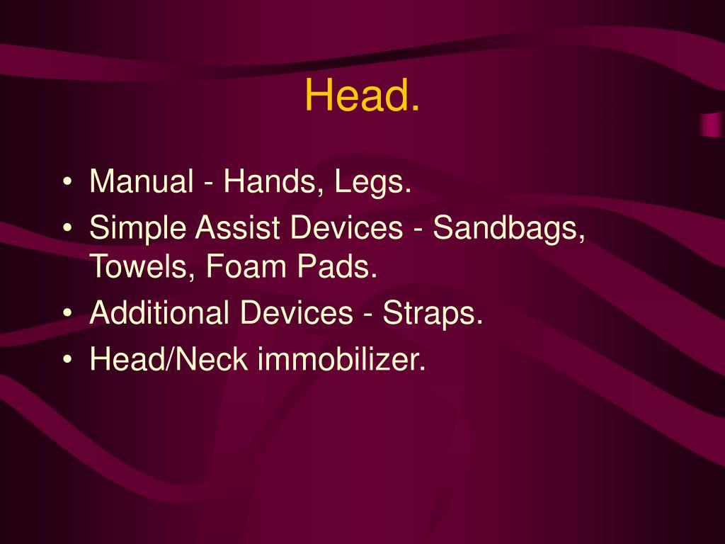 Head.
