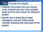 partner for impact23