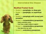 intervertebral disc disease15