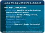 social media marketing examples54