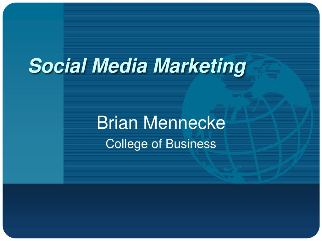 social media marketing l.