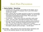 back pain prevention41