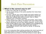 back pain prevention42