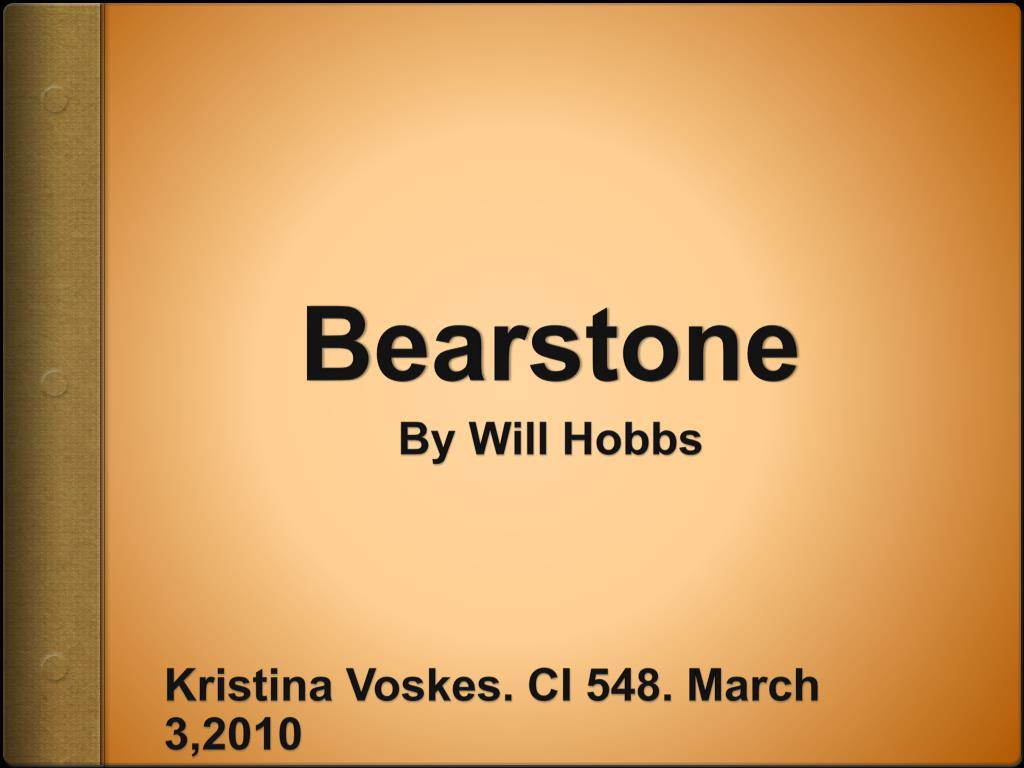 bearstone l.
