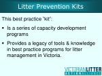 litter prevention kits12
