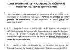 corte suprema de justicia sala de casaci n penal proceso n 35978 17 de agosto de 2011