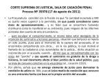 corte suprema de justicia sala de casaci n penal proceso n 35978 17 de agosto de 201125