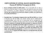 corte suprema de justicia sala de casaci n penal proceso n 35978 17 de agosto de 201126