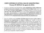 corte suprema de justicia sala de casaci n penal proceso n 35978 17 de agosto de 201127