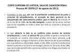 corte suprema de justicia sala de casaci n penal proceso n 35978 17 de agosto de 201129