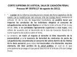 corte suprema de justicia sala de casaci n penal proceso n 35978 17 de agosto de 201130