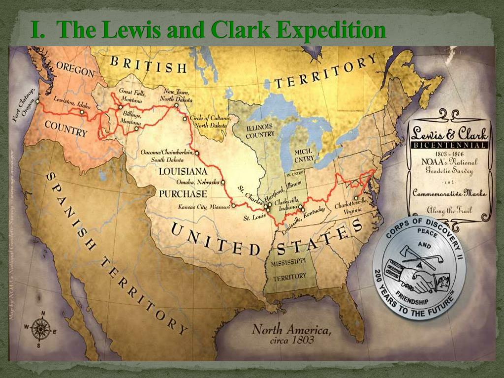 i the lewis and clark expedition l.