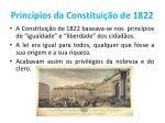 princ pios da constitui o de 1822