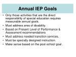 annual iep goals42