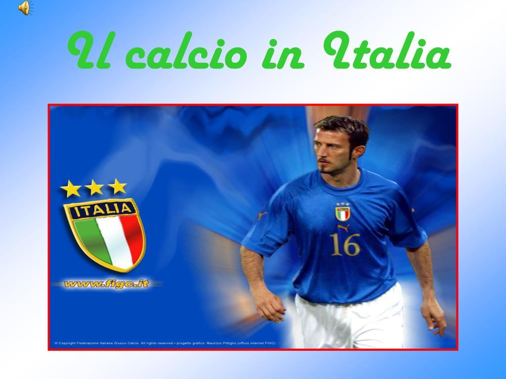 il calcio in italia l.