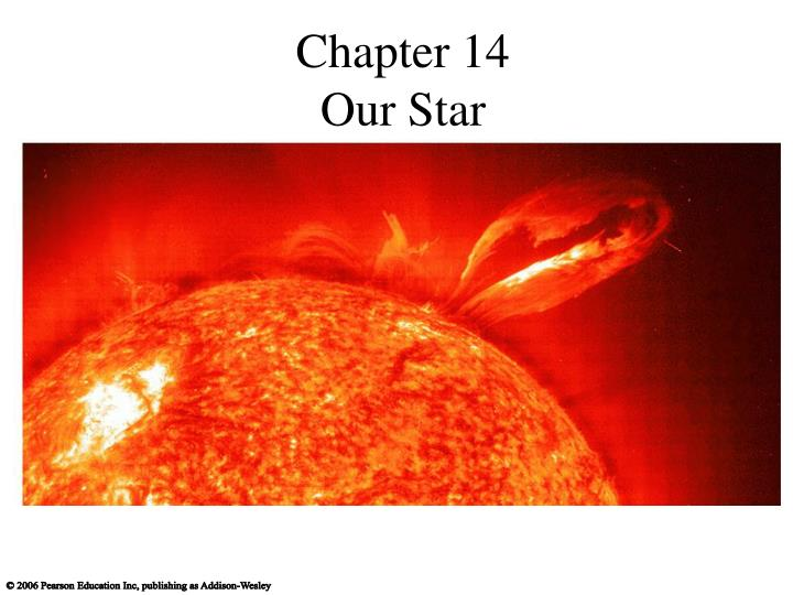 chapter 14 our star n.