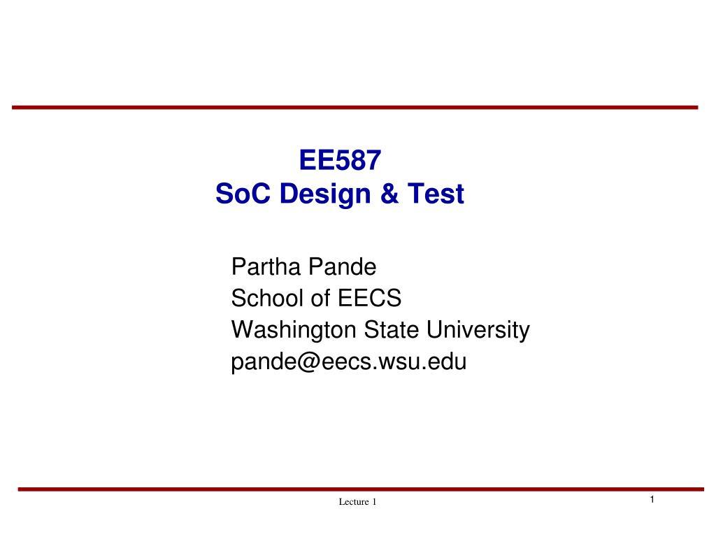 ee587 soc design test l.