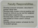 faculty responsibilities12