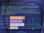 11 4 bjt direct coupled amplifier and design