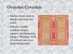 overshot coverlets17