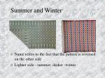 summer and winter24