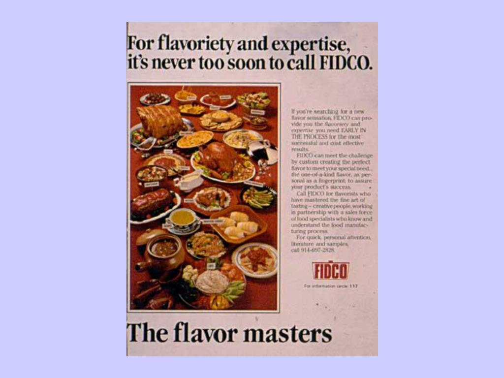 Flavor Masters