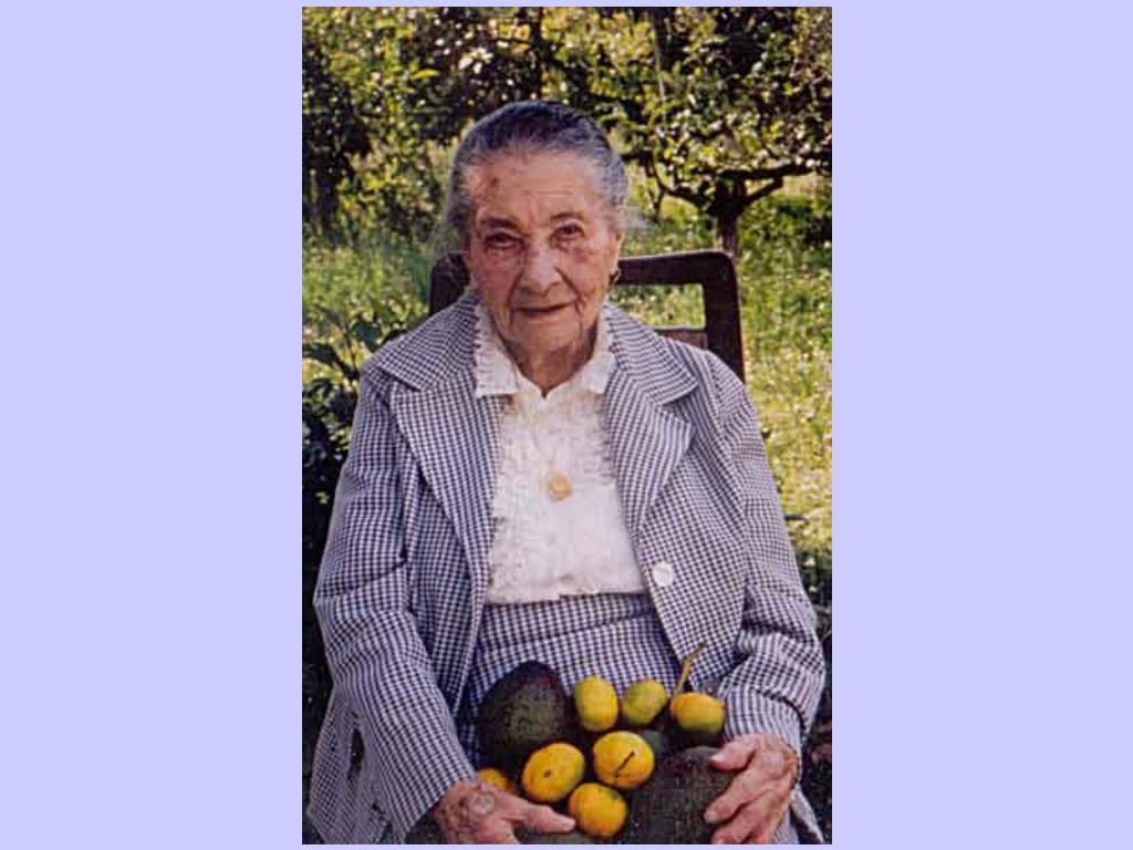 Maria's Grandmother