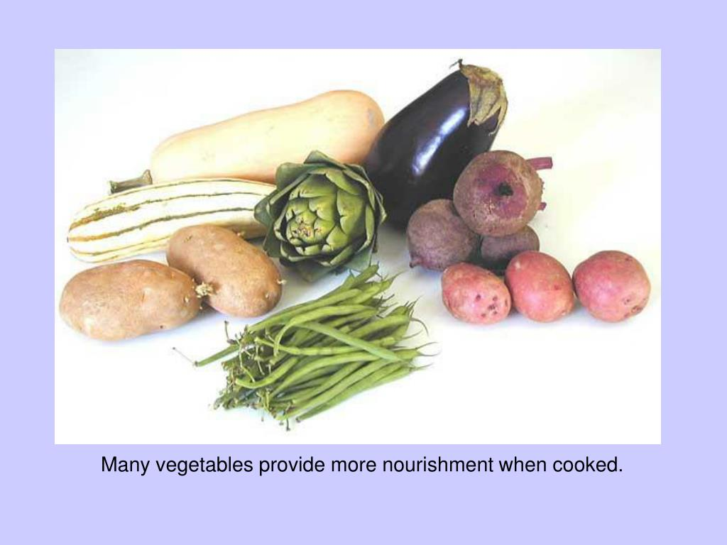 Other Cooked Vegetables