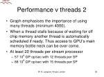 performance v threads 2