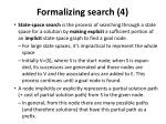formalizing search 4