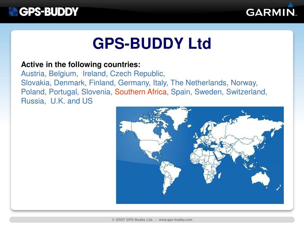 gps buddy ltd l.