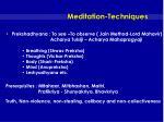 meditation techniques27