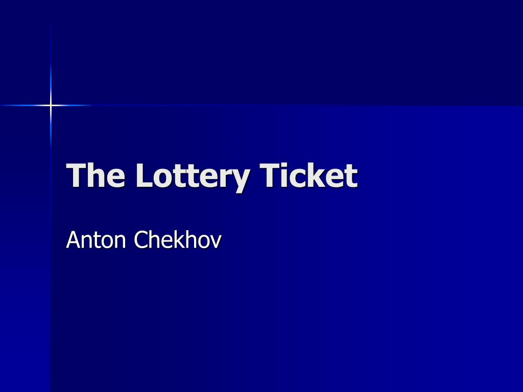 the lottery ticket l.