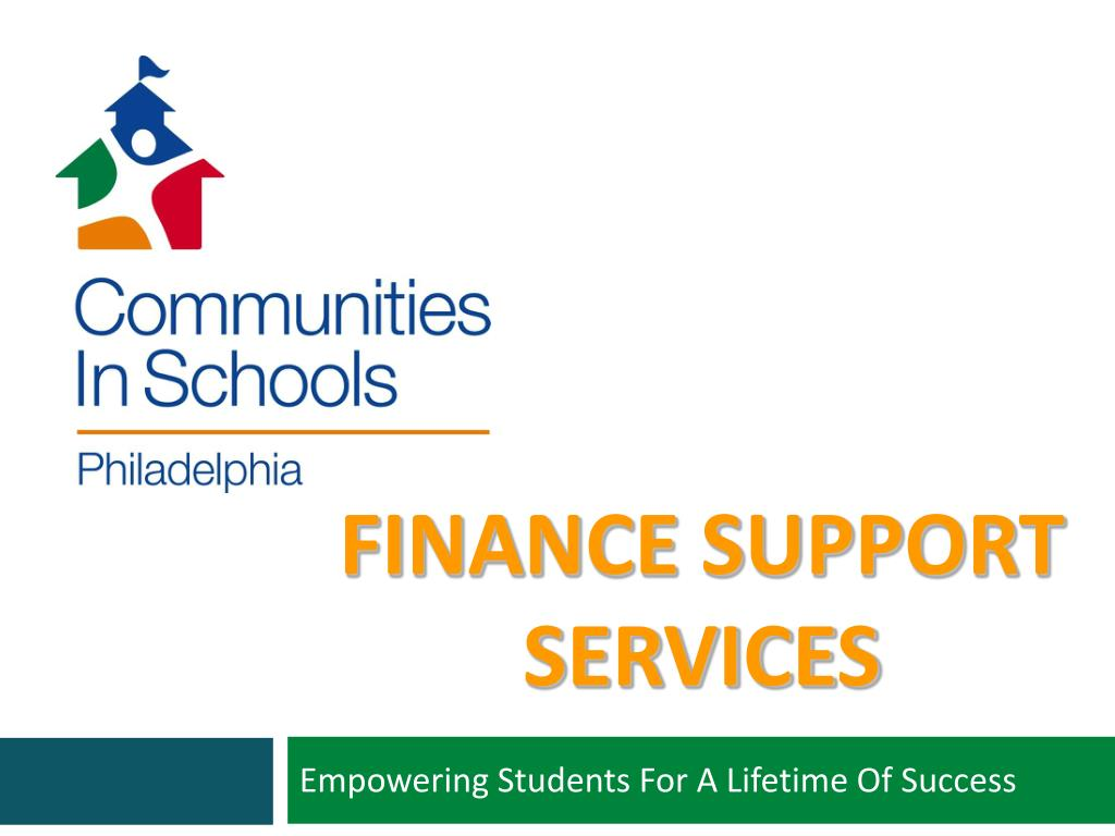 finance support services l.