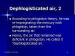 dephlogisticated air 2