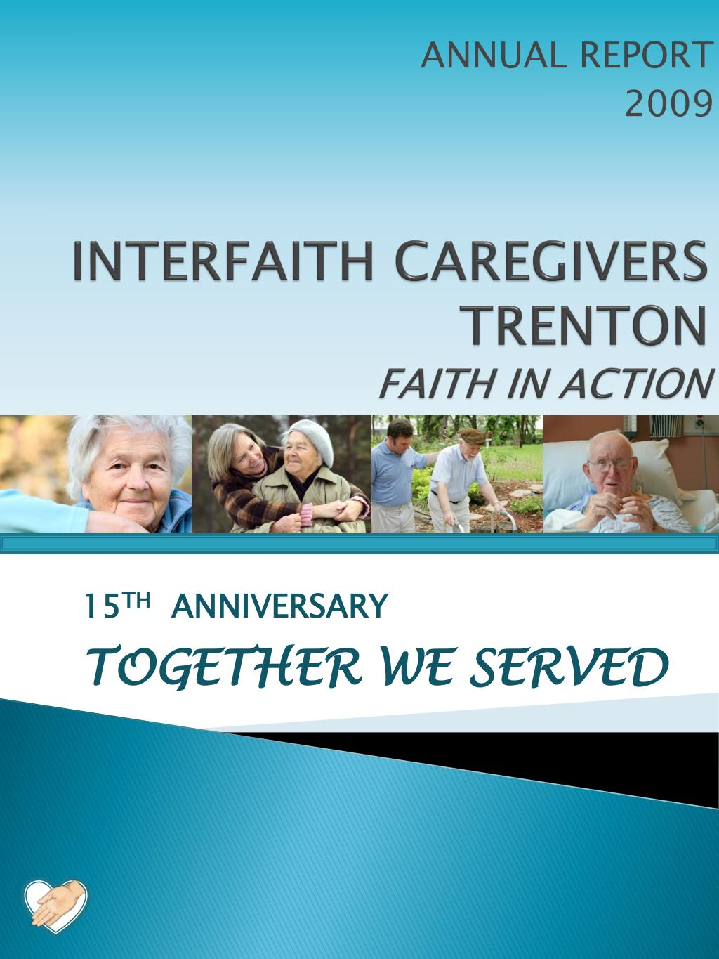 interfaith caregivers trenton faith in action l.
