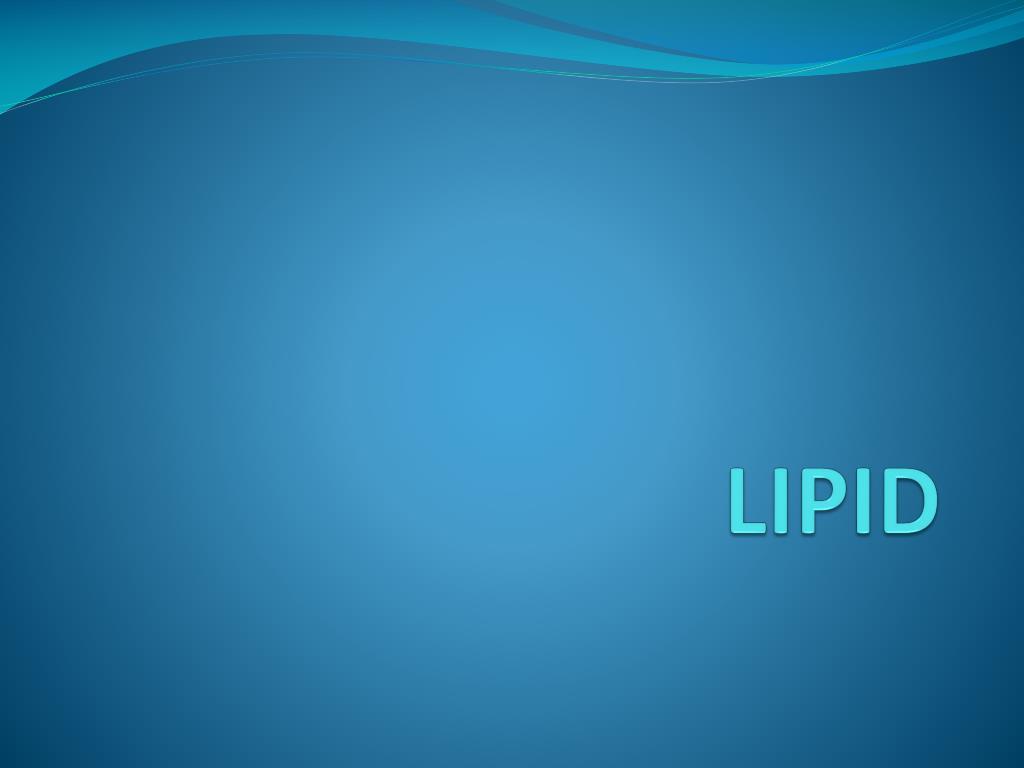 lipid l.