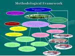 methodological framework