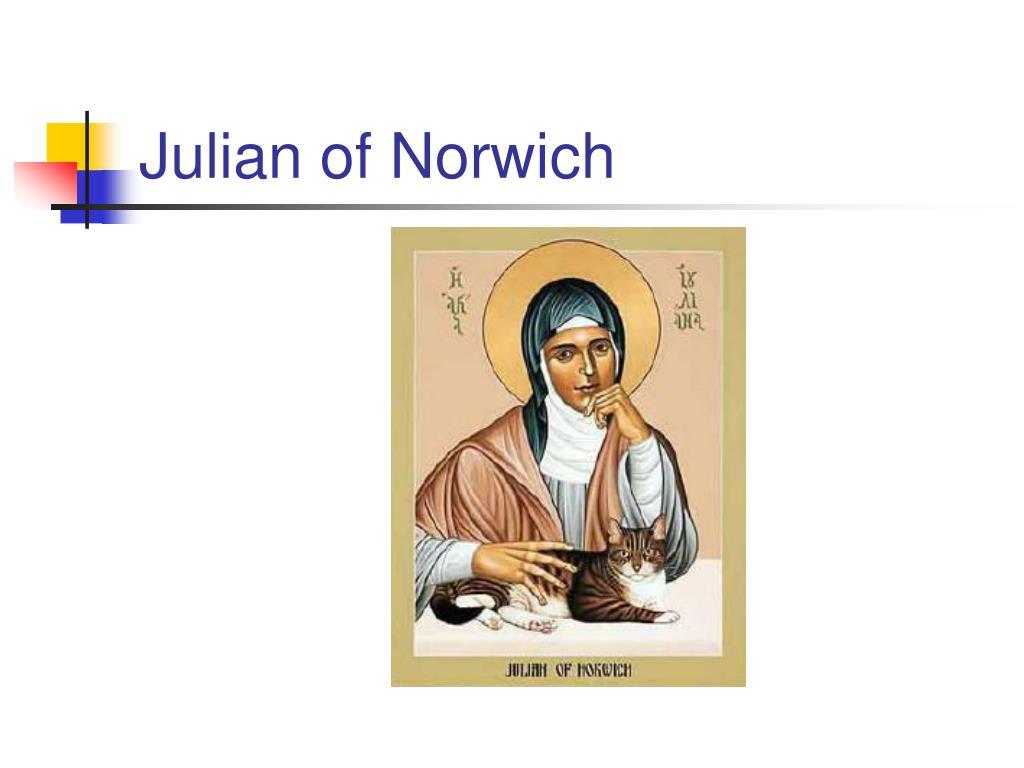 julian of norwich l.