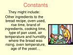 constants33