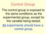 control group28