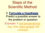 steps of the scientific method8