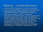 webring metoda pokrewna
