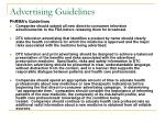 advertising guidelines6